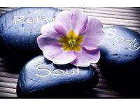 Relaxing massage by maria in new southgate
