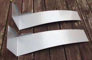 Tablettes en métal Ikea