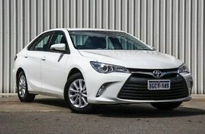 2015 Toyota Camry ASV50R Altise White 6 Speed Sports Automatic Sedan Willetton Canning Area Preview