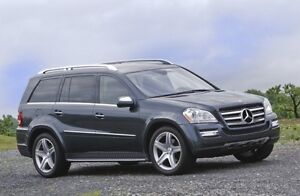 2010 Mercedes-Benz GL-550 SUV, Crossover