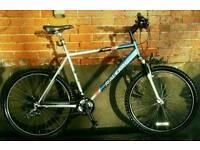 Raleigh Stonefly lightweight bike