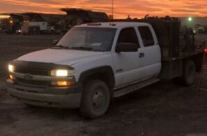 2001 chev 1 ton dually