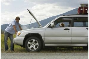 Roadside assistance for lowest price in Markham