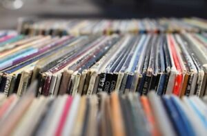 Record collection  rock