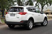 2013 Toyota RAV4 ASA44R MY14 GXL AWD White 6 Speed Sports Automatic Wagon Edwardstown Marion Area Preview