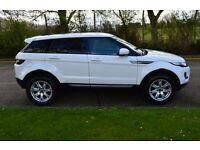 RANGE ROVER EVOQUE 2.2 DIESEL 2012 LOW MILES LADY OWNER CATERGORY D .....