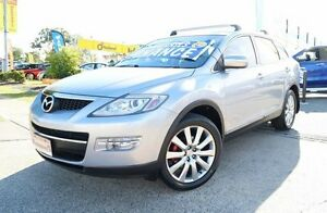 2008 Mazda CX-9 TB10A1 Luxury Silver 6 Speed Sports Automatic Wagon Woodridge Logan Area Preview