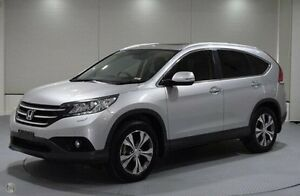 2013 Honda CR-V RM VTi-L 4WD Silver 5 Speed Automatic Wagon Kings Meadows Launceston Area Preview