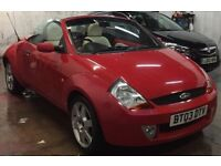 Ford StreetKa Luxury Pininfarina Convertible