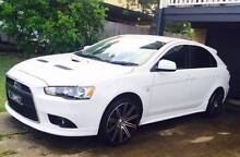MY09 Mitsubishi Lancer Ralliart Rochedale South Brisbane South East Preview