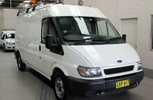 2004 Ford Transit VH Mid (MWB) White 5 Speed Manual Van Condell Park Bankstown Area Preview