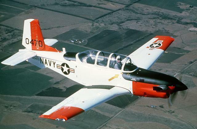 Giant Scale T-34B   Mentor  80 inch Wing    Printed Plans  Buy it now