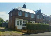 Wanted 2/3 bedroom house or flat in Redditch