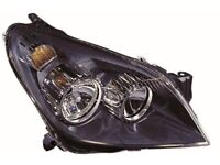 Vauxhall Astra H. Headlight. New. Replacement 2004 - 2007. Black type for sale  Manchester