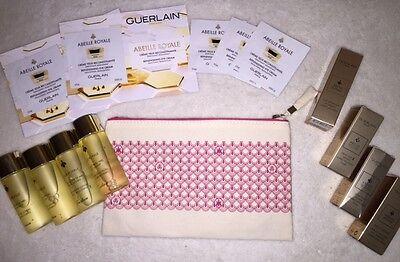 Guerlain Abeille Royale Day Eye Cream 3ml + Daily Repair Serum 5ml + Lotion 40ml