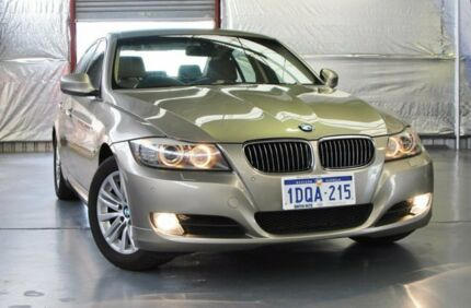 2009 BMW 323I E90 MY09 Steptronic Bronze 6 Speed Sports Automatic Sedan Myaree Melville Area Preview
