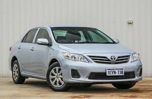 2013 Toyota Corolla ZRE152R Ascent Blue 4 Speed Automatic Sedan Willetton Canning Area Preview