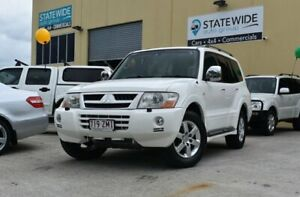 2006 Mitsubishi Pajero NS Exceed LWB (4x4) 5 Speed Auto Sports Mode Wagon East Brisbane Brisbane South East Preview