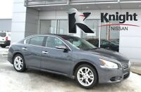 2013 Nissan Maxima 3.5 SV *LEATHER, NAVIGATION, PADDLE SHIFTERS*