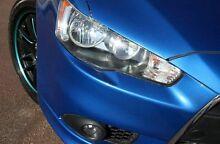 2008 Mitsubishi Lancer CJ MY09 Ralliart TC-SST Blue 6 Speed Sports Automatic Dual Clutch Sedan Cannington Canning Area Preview