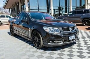 2013 Holden Ute VF MY14 SS V Ute Black 6 Speed Sports Automatic Utility Alfred Cove Melville Area Preview