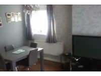 2 bedroom first floor flat for 2 or 3 bed flat
