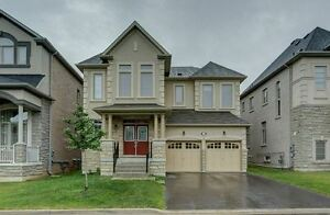 ****BEAUTIFUL 4 BEDROOM DETACHED HOUSE FOR RENT IN VAUGHAN
