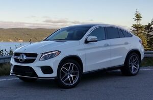 """BRAND NEW 21"""" OEM AMG Mercedes-Benz GLE-Class Wheels and Tires"""