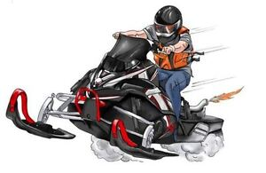 Sled Repair Services Peterborough Peterborough Area image 1