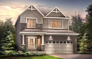 Brand New Detached House with double garage in Nepean