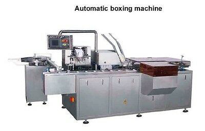 Automatic Bottling Boxing And Labeling Machine High Speed Peristaltic Pump