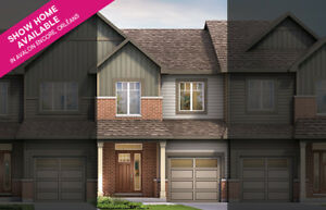 Barrhaven Brand New 3 bds townhouse for Rent Jan 1st