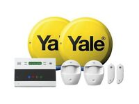 Yale Alarm Systems Fitted