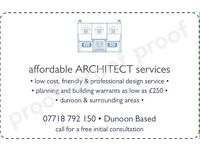 Architect Services from £250