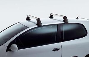 VW Golf Roof Rack / Carrier Bars