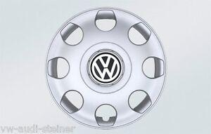 Original VW Radzierblenden Radkappen Satz 13 Zoll für Lupo Polo