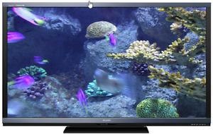 "Sharp 60"" Quattron LED 3D Smart TV Full HD 1080P USB Coogee Cockburn Area Preview"