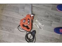 Black and decker scorpion power saw