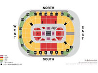 Carl Frampton tickets vs Andres Gutierrez | 3x Block C | 1x South Stand