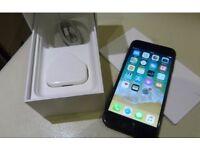 iPhone 7 - Jet Black - 128GB - EE