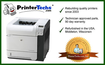 WORLD'S BEST HP LASERJET P4015N Refurbished by experts, many upgrades! (Best Hp Laser Printers)