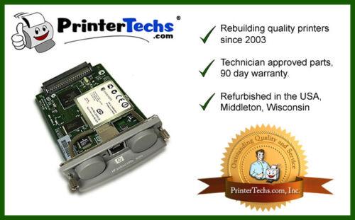 HP JetDirect J8007G 690N Wireless Network Card Print Server MINT!