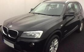 BMW X3 FROM £67 PER WEEK!