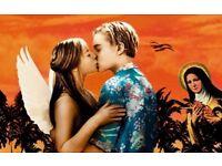 2 x Secret Cinema (Fri 10/08) Romeo and Juliet tickets @ £60 each