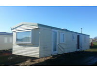 SCHOOL HOLIDAYS 8 Berth Caravan Hire Northumberland Sandy Bay Holiday Park Resorts to let For Rent