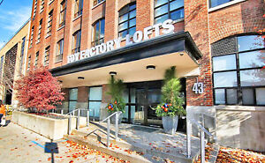 NEW ★ LIBERTY VILLAGE DOWNTOWN TORONTO ★ 43 Hanna Ave Toy Factor