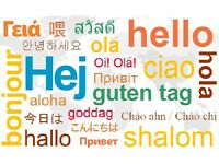 Language exchange Spanish - English
