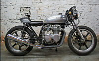 Shed and backyard custom motorcycle builders