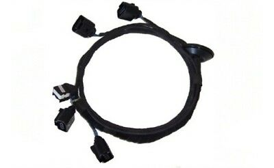Cable Set Cable Loom Pdc Parking Sensor Retrofitting for Seat Leon 2 II 1P