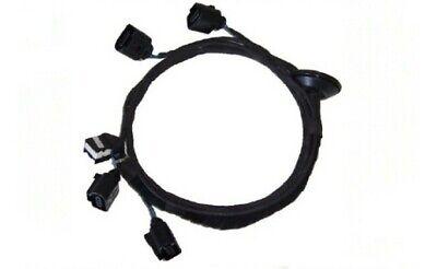 For Vw T5 Bus Multivan Cable Set Cable Loom Pdc Parking Sensor Retrofitting